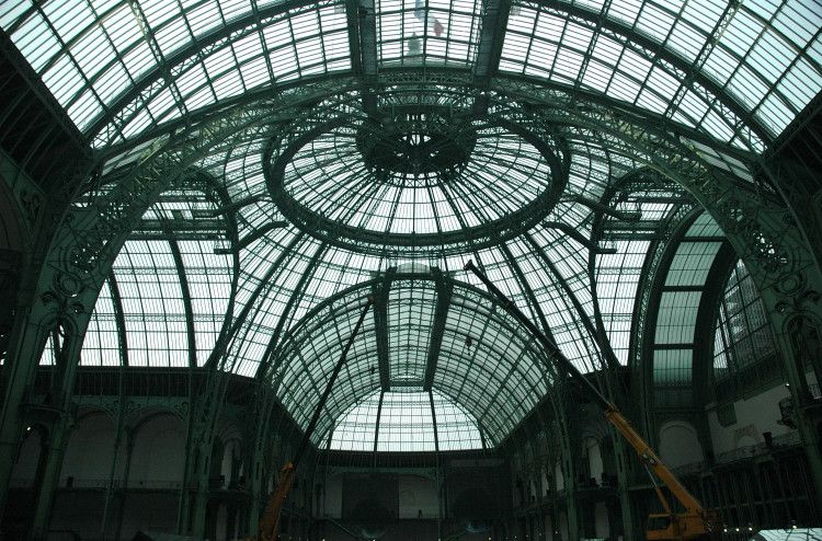 réhabilitation du Grand Palais